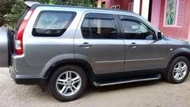 Dijual mobil CRV