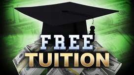 Free tuition classes