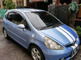 Honda Jazz 2006 Manual IDSI