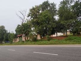 Plot for sale in jainamore in four line road
