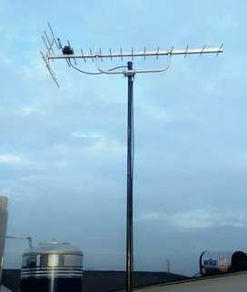 Specialist Lengkap Pasang Sinyal Antena TV