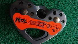 Pulley double petzl