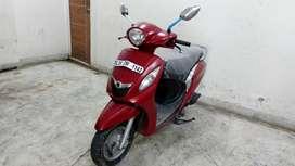 Good Condition Yamaha Fascino Std with Warranty |  1142 Delhi