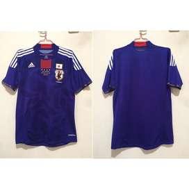 Jersey Bola Adidas Jepang Japan edisi Juara Piala Asia 2011 formotion