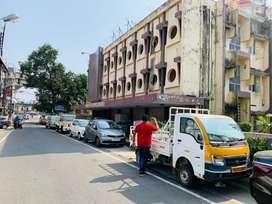 Ernakulam near Banerji road 42cent 15000sqft commercial building