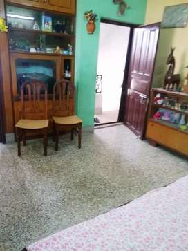 2 bed dining furnished flat with ac near sakher bazar.