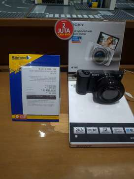 Sony MIRRORLESS ALFA 5100 Promo 0%