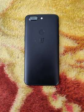 One Plus 5T Dual Sim 6GB 64GB Black