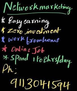 Online job opportunities