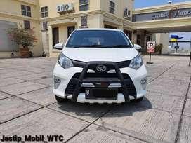 Toyota Calya G MT 2019 KM10rban Tgn Pertama Pakaian Pribadi