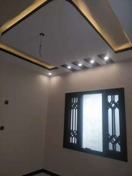 Outclass 4bed drawing and dinning in VIP block of Gulshan e Iqbal
