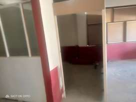Space for hospital bulding is ready for new setup of hospital l