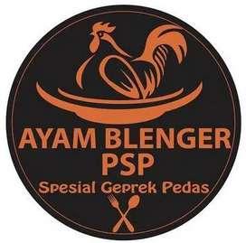Dibutuhkan SEGERA! KARYAWAN Dapur Rumah Makan Ayam Blenger PSP !