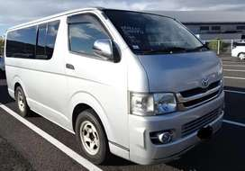 Toyota Hiace Available on easy installments