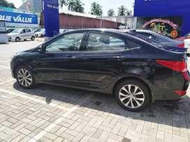 Hyundai Verna 1.6 SX VTVT AT, 2017, Petrol