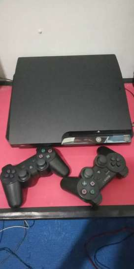 PS3 Slim 120 GB