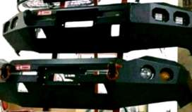 Rocker bar hilux, ranger t6