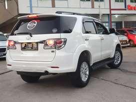 Toyota Fortuner 2012 automatic tangan pertama credit 20 juta