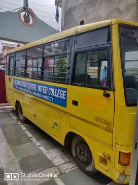 Mahindra tourister school Bus
