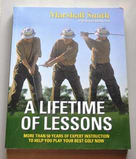 A lifetime of lessons (Golf)