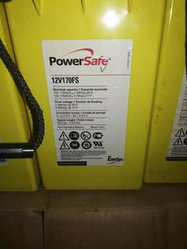 PowerSafe Dry Battery 170-Ah