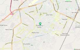 14 Marla Commercial plot for sale in PIA C Block