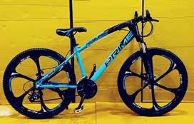 NEW NON FOLDABLE MAC WHEEL  MTB CYCLE AVAILABLE NOW WITH 21 GEARS