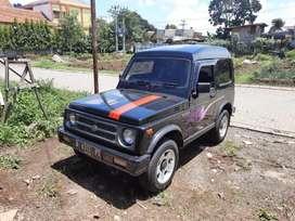 Jual Suzuki katana GX 4X2 2005