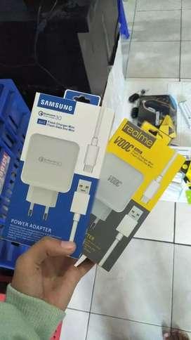 PROMO WOW-CHARGER CAS TC CEPAT ORI QUALCOM TYPE C USB -KUALITAS OKE