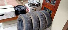 Innova tyre and disc 3wheelcup