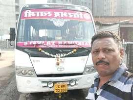 Selling Tata Marco Polo bus