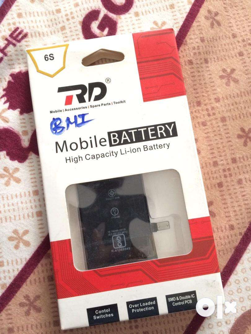 iphone 6s battery 0