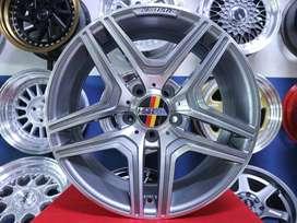 Velg Mobil Mazda Cronos Ring 18 Model Terbaru HSR ROSTOCK ML 206