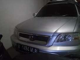 Di jual mobil  Honda CRV th 2001 masih mulus orisinil