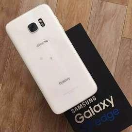 Samsung S7 edge ( Lengkap )  Harga Rp. 2,000,000 cas ori mulus