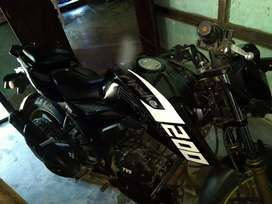 TVS Apache RTR 200 4v ABS