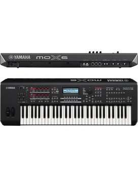 Yamaha MOX6 Synthesizer Workstation