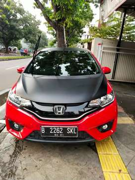 Honda Jazz S manual 2016