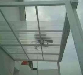 Kanopi tralis balkon