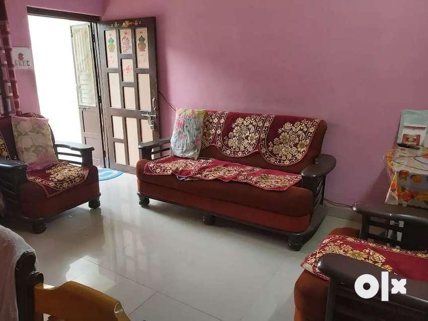 3bhk Furnished House Available Nr. Big Bazzar Area - J.J.ESTATE 0