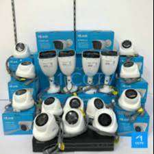 paket cctv online hikvision 1080p Turbo Hd 2mp Paket 4 channel hikvisi