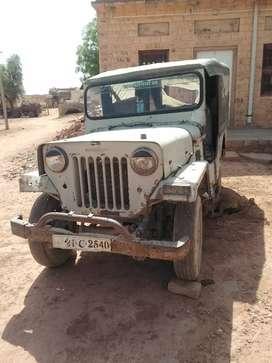 Jeep modal 1996