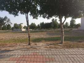 5 marla commercial plot for sale very good location