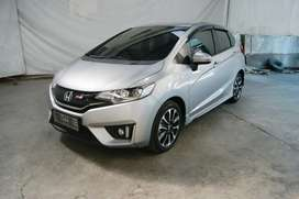 Honda jazz rs manual 2017 km 11rb antik