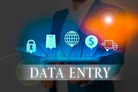 SIMPLE TYPING DATA ENTRY PART TIME WORK