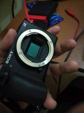 Kamera Sony a6500 Body Only Lancar Jaya