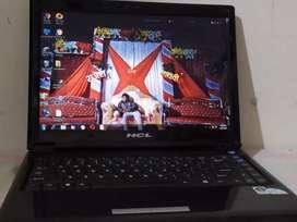 HCL laptop 2GB 160 Hardik