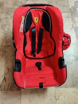 Brand new Ferrari Car seat cum Carrier for baby