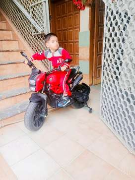 Trail Kids Heavy Bike Sport Bike Motor Bike