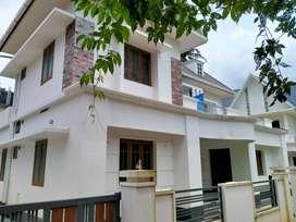 thrissur koorkenchery 6 cent 4 bhk new villa